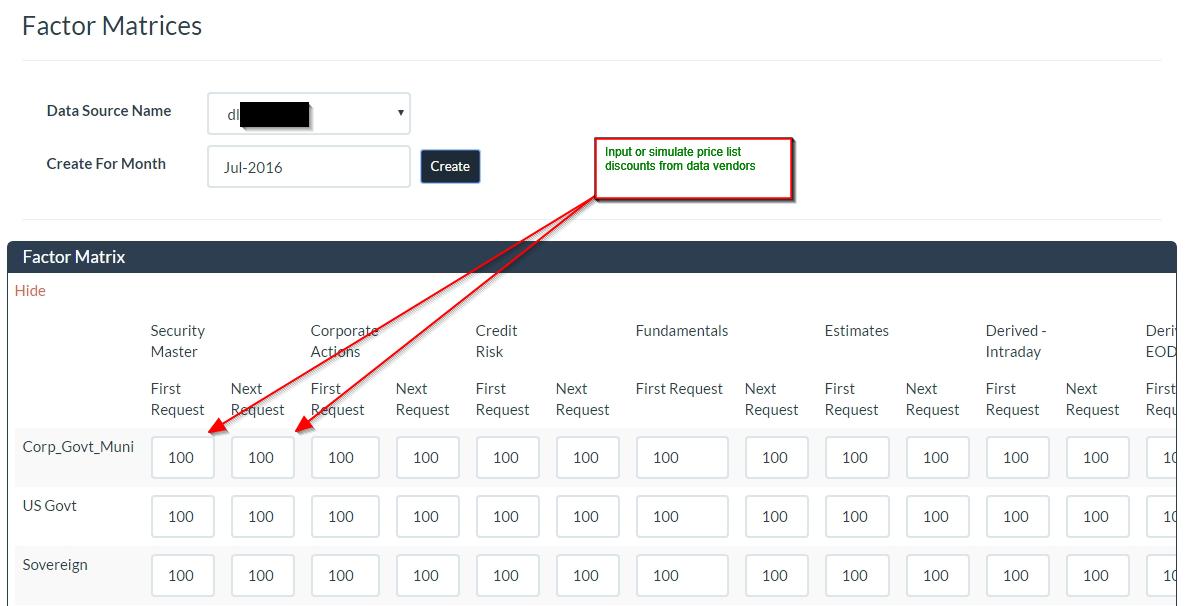 Xmon discount factor screenshot
